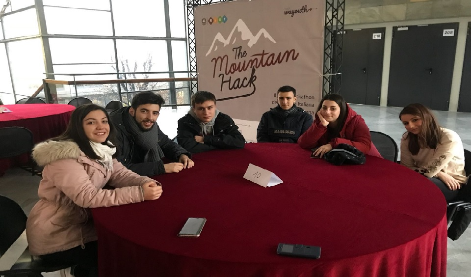 Mountain Hack: studentessa del Rosatelli vince una summer School in Nepal (Dicembre 2017)